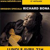 BLACK VOICES émission spéciale RICHARD BONA  RADIO HDR ROUEN