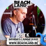 Just-K @ Illusion At The Beach Stage (Beachland Festival 2016)