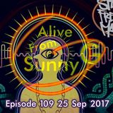 Alive From Sunny G Episode 109 25 Sep 2017 Freedom Frequency