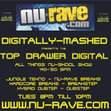 Digitally-Mashed - TDD Show Live on www.nu-rave.com 04-01-11
