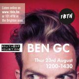 Ben GC / Thursday 23rd August / Lunchtime show / 12-2.30pm