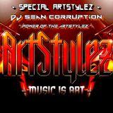 "Special ArtStylez - "" Power Of The ArtStylez "" - Mixed By Dj Sean Corruption"