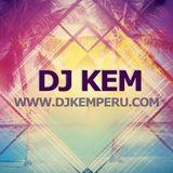 Dj Kem - Mix Verano Candente (Electro House)