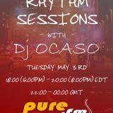 Dj Ocaso - Night Rhythm Sessions 010 [May 3 2011] on Pure.Fm