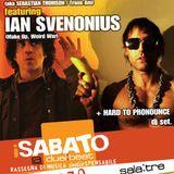 Publicist Feat. Ian Svenonius - Napoli 07 Mar 2009 @Duel:Beat - sala 3