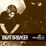 BeatBreaker OpenFormat LIVE - Oct 2016