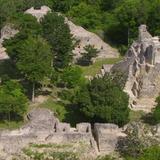 Los antiguos mayas de Becán