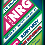 NRG Live Show - NSB Radio - Under Influence Set - Apr 20th 2017