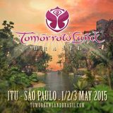 Armin van Buuren - Live At Tomorrowland Brasil 2015, Day 2 (Sao Paulo) - 02-May-2015