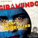 Giramundo - L'Argentine electro avec Yves Simon (4-04-2015)