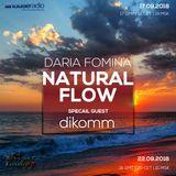 Daria Fomina - Natural Flow 18 (Sempember 2018)
