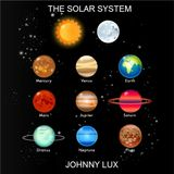 Johnny Lux - The Solar System