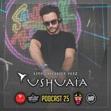 Sammy Porter - Live @ Disturbing Ibiza Ushuaia [Podcast 25]