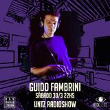 Untz Radioshow 2019 - Guido Fambrini