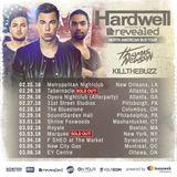 Hardwell & Thomas Newson & Kill The Buzz - Exclusive Revealed Bus Tour Mix