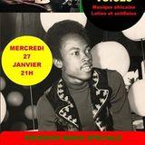 emission de BLACK VOICES spéciale TOGO GROOVE FUNK années 70 N°2   ODYSEE DU SHAKTI