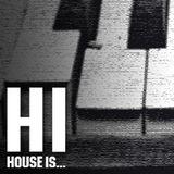 House Is... 24.01.2013 mit Arno Raffeiner