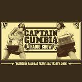 """CAPTAIN CUMBIA RADIO SHOW """"Acordeón bajo las estrellas"""""""