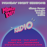 Midnight Riot Radio  10 /4/ 2017 Special guest Jaegerossa with Yam Who?