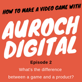 What is the difference between a good game and a good product?