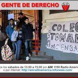 *28-9*: Toma de colegios, entrevista a ex Rectora del Colegio Nacional Bs As, Virginia González Gass