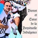 Pierrot et Sœur  de la Perpétuelle Indulgence