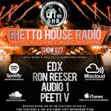 DJ Peeti-V - GHR - Show 627 - Hour 2 Mix 2 [February 2018 Edition]