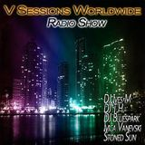 V Sessions Worldwide #132 Mixed by DJ Ives M & Ikerya Project Exclusive Guest Mix