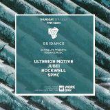 Guidance London - 01 - Rockwell (Shogun Audio) @ Work Bar Nightclub - London (13.07.2017)