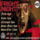 New Jungle Hardcore Techno Gabba Oldskool  Mix - DJ Neurosis Fright Night Radio Episode 5