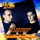 MIKE STEVENTON & SIDE E-EFECT :: UNDERGROUND SESSION :: RADIO WALKHAM 25th May 18 (HARDSYLE)