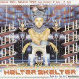 Dougal with Magika & Stixman at Helter Skelter Anthology (1997)