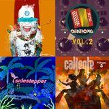 * Mixticall Ganjahcatt * La-33 / Los Feliz / Ondatrópica / Sidestepper * Músicas Colombianas 2 *