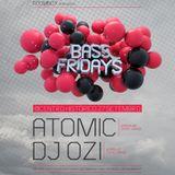 ATOMIC - BASS FRIDAYS #01 PROMO MIX