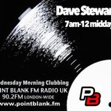 Dave Stewart 26/8/2015 'Between The Sheets' LIVE RADIO SESSIONS Point Blank FM LONDON UK