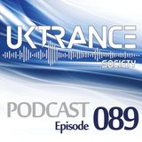 UKTS Podcast Episode 089 (Mixed by Ben Dursley - Live from Transcend)