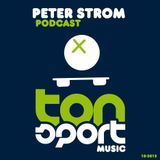 Peter STROM - Tonsport Music Podcast / 10-2013