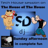 Sandro Dessì Tech House session  on The House Of The House   THOTHFM * domenica 14 Ottobre*