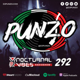 Nocturnal Vibes #292 - Mixed by DJ Punzo