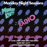 Midnight Riot Radio Feat CaTy and Yam Who? 14/05/2018