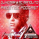 DADDY YANKEE - PRESTIGE PODCAST