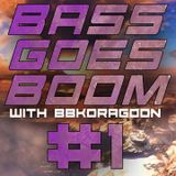 Bass Goes Boom #1 | The Spring Mix