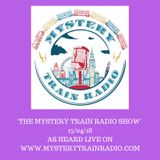 The Mystery Train Radio Show - 15/04/18