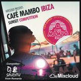 Café Mambo Ibiza Sunset Competition Dj Set - Dj Sauditu, Romania