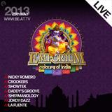 Nicky Romero - Live @ Emporium Taj Mahal Main Stage De Berendonck Nijmegen (Netherlands) 2013.05.25.