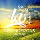 Kav Verhouzer - New Horizons (Mixtape)