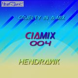 HENDRAWK - CRUELTY IN A MIX 004 ( #CIAMIX004) ON #PESTA (24.02.2014) BY INDOTRANCE RADIO