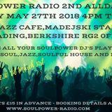 Soul Rejuvenation on Soulpower Radio (20.12.2017)