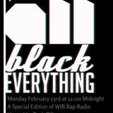 WIB Rap Radio - All Black Everything