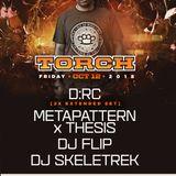 TORCH: D:RC - Live @ Torch - 10.12.18 - SET 1